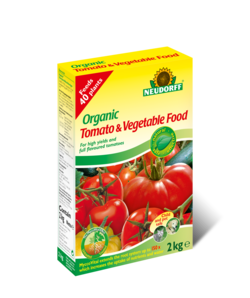 Organic Tomato & Vegetable Food