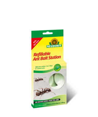 Refillable Ant Bait Station
