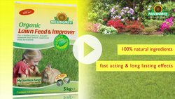 Organic Lawn Feed and Improver