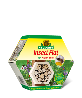 Insect Flat for Mason Bees